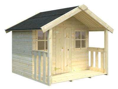 casa de madera para nios casita felix