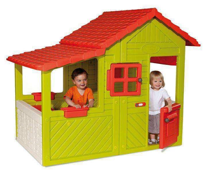Casitas infantiles segunda mano imagui for Casas infantiles de madera para jardin segunda mano