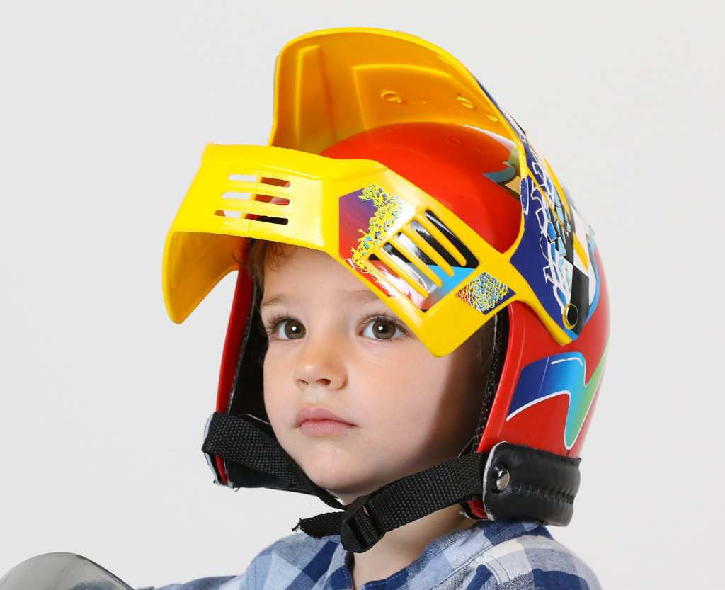 Casco Integral Peg Perego 2