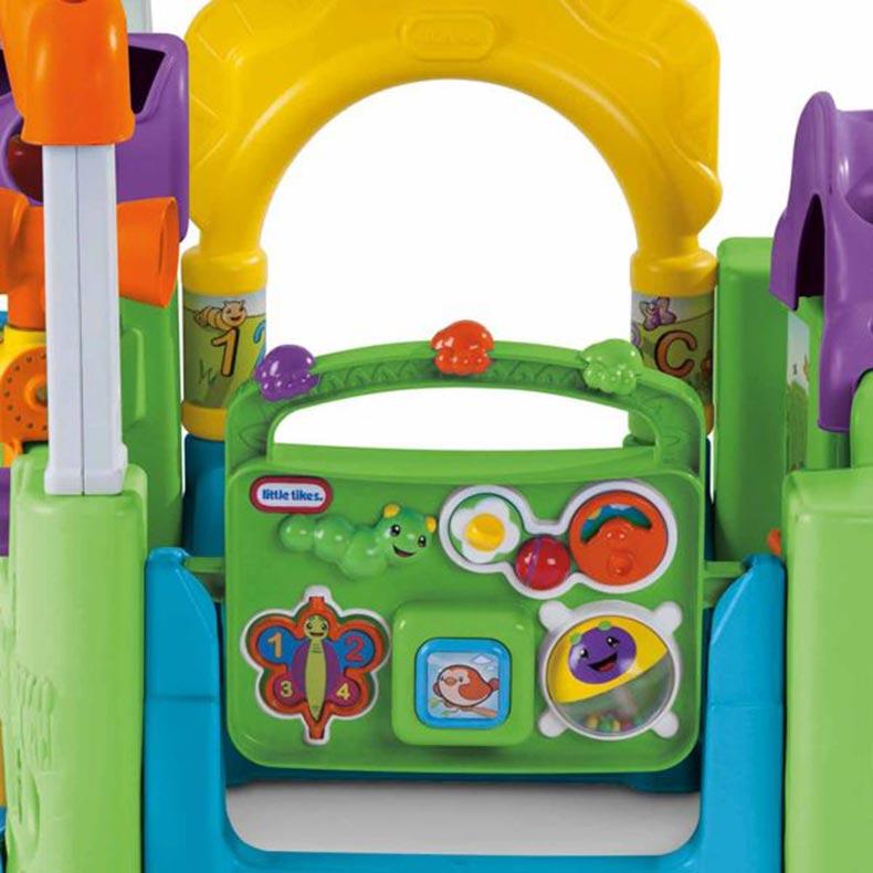 Comprar super centro de actividades infantil width=