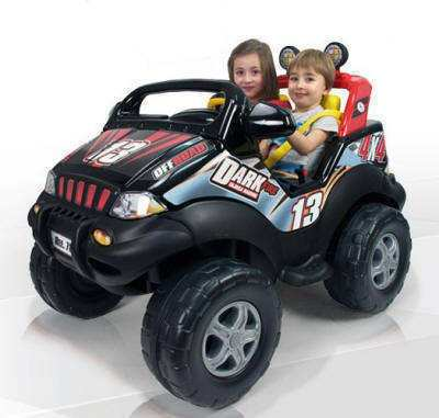 Coche Phantom OFF Road 12V 2P  IMAGE