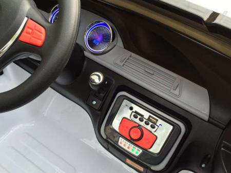 BMW X5 STYLE BLANCO DASHBOARD