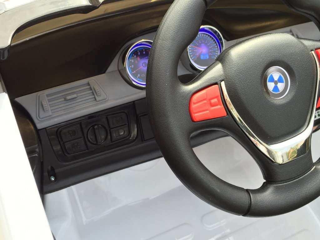 BMW X5 STYLE ROJO VOLANTE width=