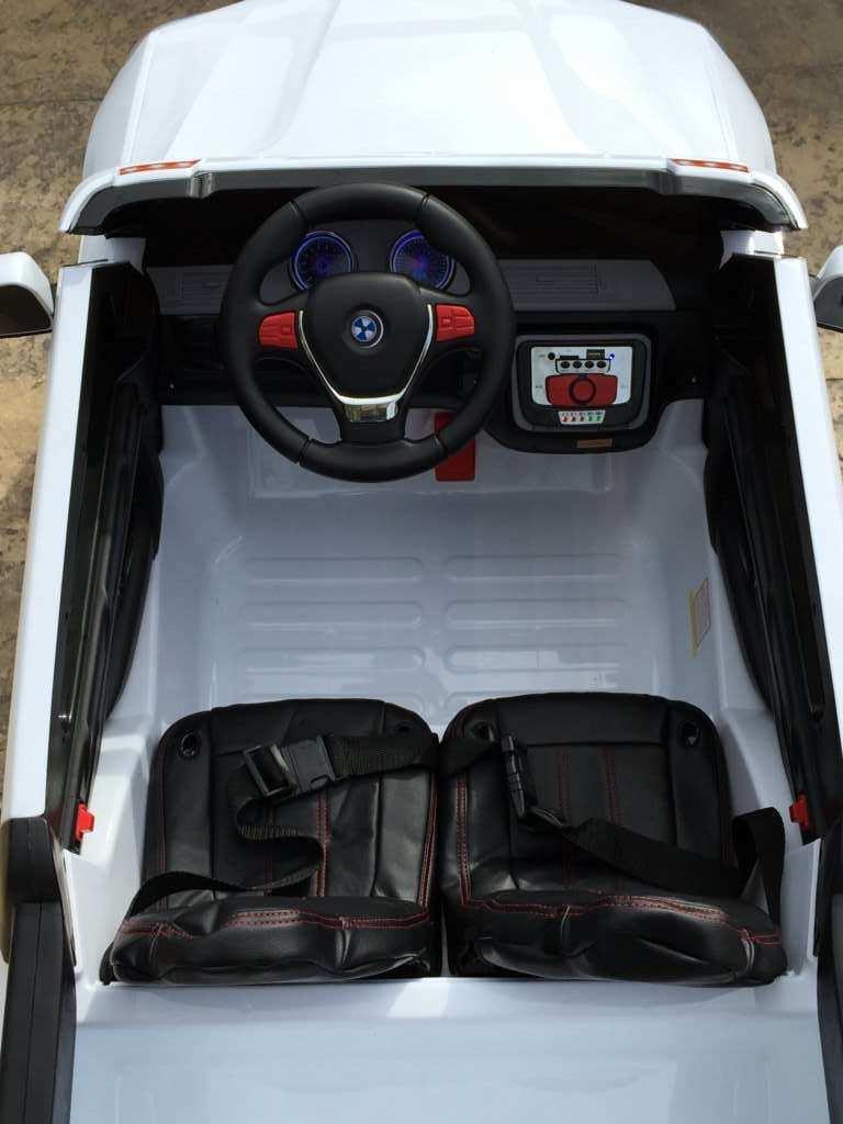 BMW X5 STYLE BLANCO SUPERIOR width=