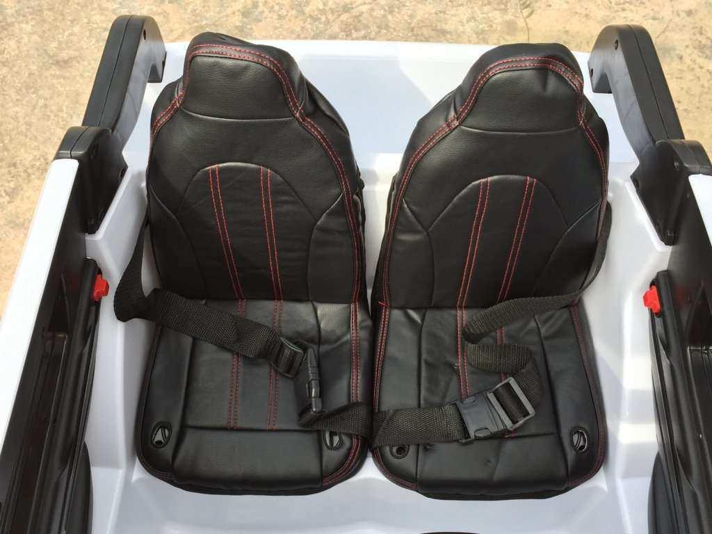 BMW X5 STYLE ASIENTOS width=