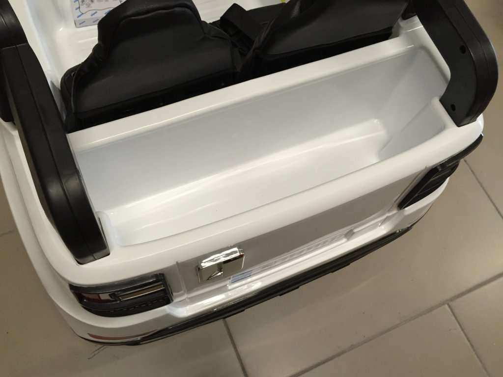 BMW X5 STYLE BLANCO MALETERO width=
