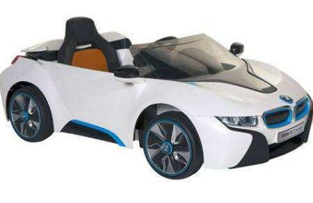 BMW I8 12V RC BLANCO IMAGE