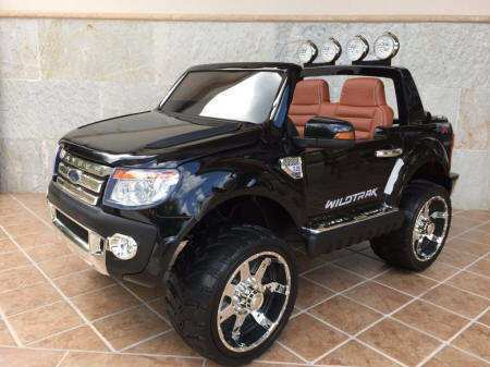 Ford Ranger Pick Up Negro 12V Pekecars