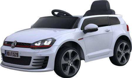 Golf GTI 12V 2.4G color Blanco Pekecars