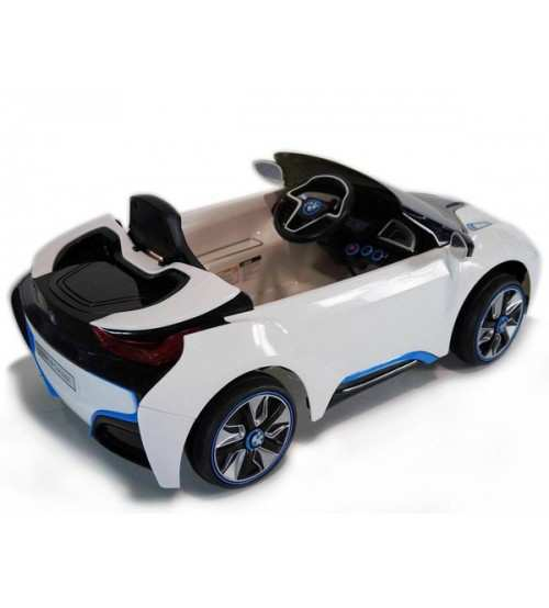 bmw i8 para ni os a bater a de lujo con r c comprar. Black Bedroom Furniture Sets. Home Design Ideas