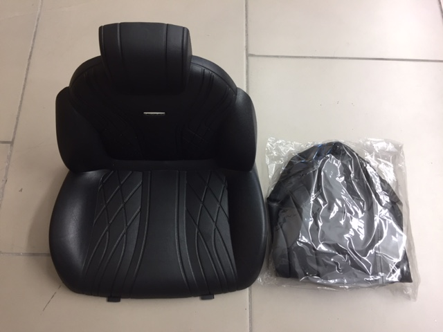 MERCEDES S63 ROSA ASIENTO width=