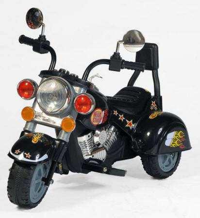 Pekecars Moto Aventura Salvaje 6V