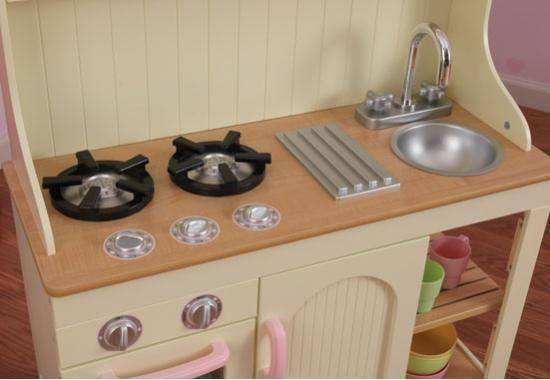 Tienda para comprar cocinitas infantiles de madera Cocina juguete carrefour