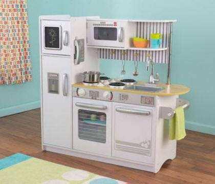Cocinitas de madera para ni os kidkraft y howa tiendas for Cocina de juguete