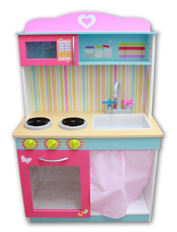 tienda para comprar cocinitas infantiles de madera