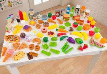 Cocinas de juguete para ni os accesorios inforchess for Cocina ninos juguete
