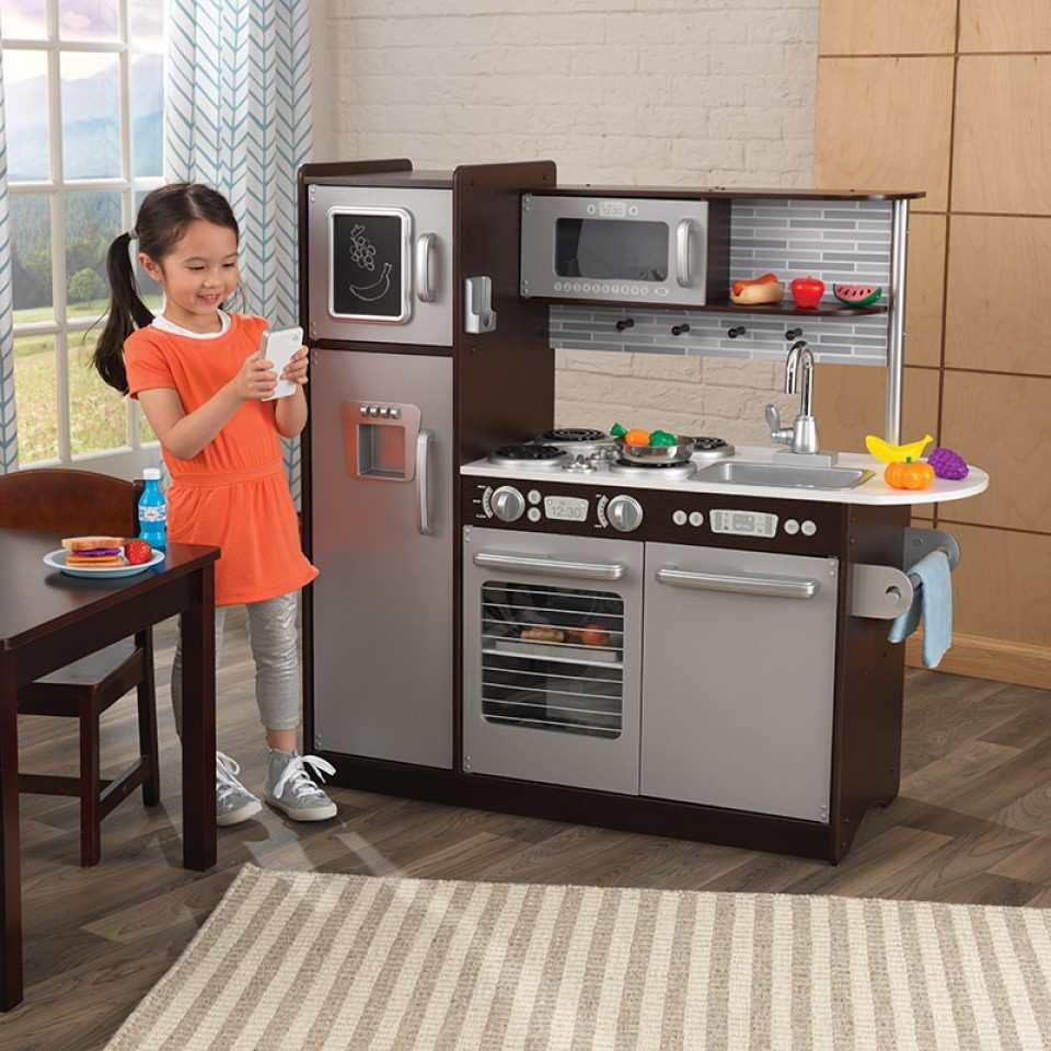 kidkraft cocina espresso 53260 inforchess. Black Bedroom Furniture Sets. Home Design Ideas