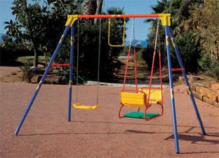 Juguetes y m s juguetes inforchess - Columpios de jardin ...