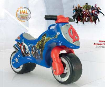 moto azul super