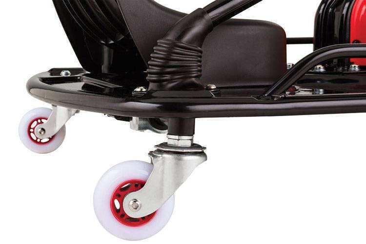 Ruedas del crazy cart razor width=