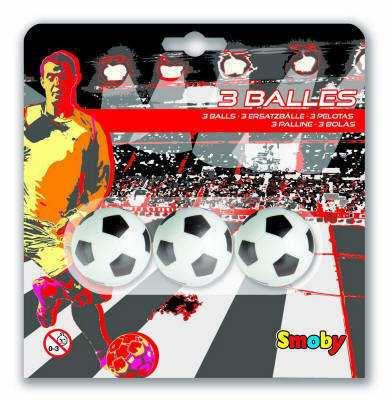 Pelotas Futbolín Smoby Plástico
