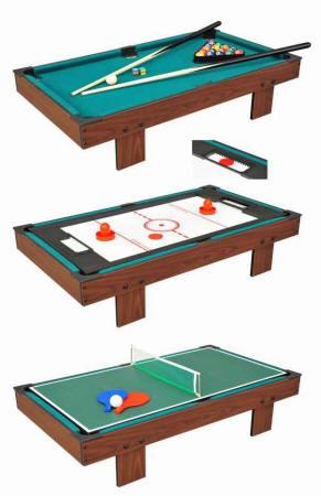 Mesas de billar americano air hockey y futbolines for Mesa de billar para ninos