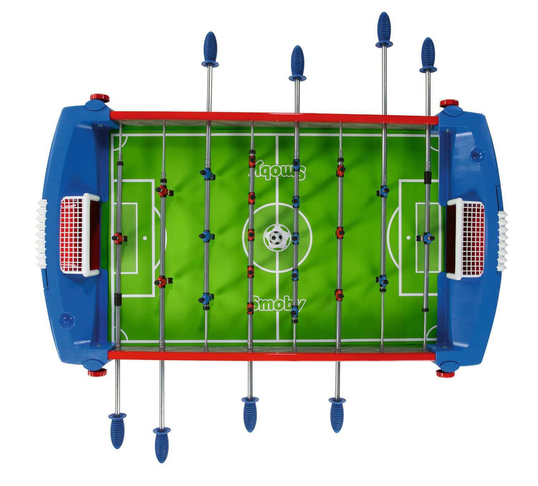 Futbolín Challenger Smoby width=