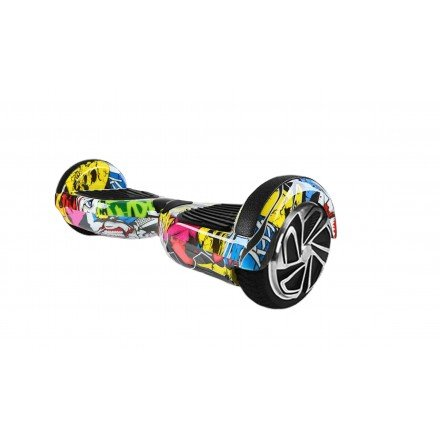 HOVERBOARD S6 GRAFITTI SABWAY