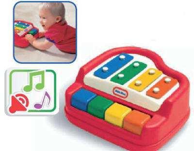 piano para bebes width=