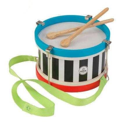 tambor de juguete width=