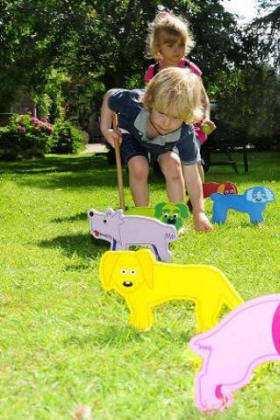 Juegos Infantiles Para Jugar En El Jardin Inforchess