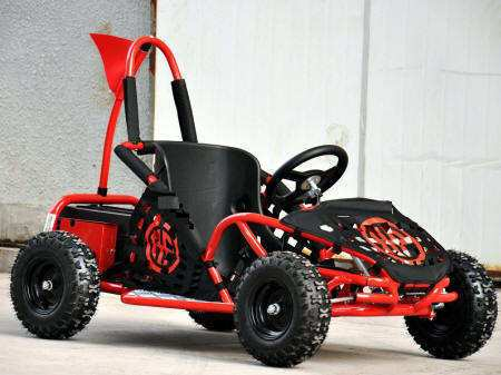 Electric Go Kart 1000W Pekecars