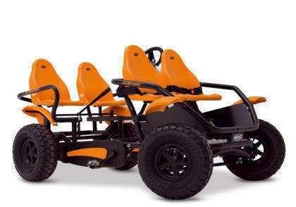 Kart Berg GranTour Off-Road AF 4 Asientos