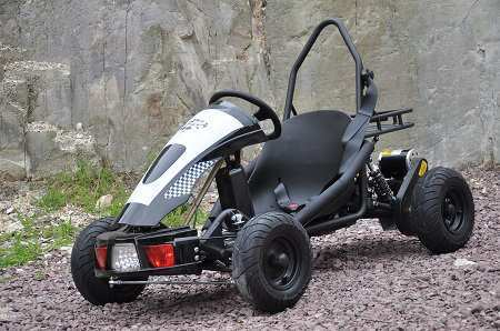 KART ELECTRICO 500W 36V BLACK