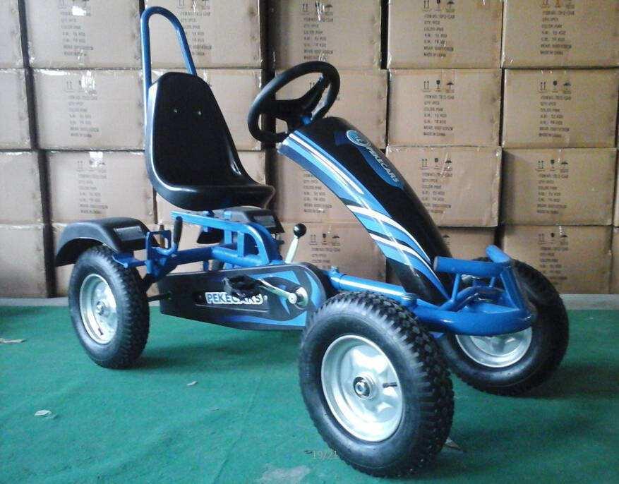 Karts de pedales para adultos | Inforchess