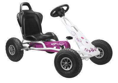 KART A PEDALES - AIR RUNNER AR-1 FLOWER