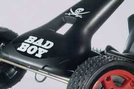 Detalle de Spolier Bad Boy