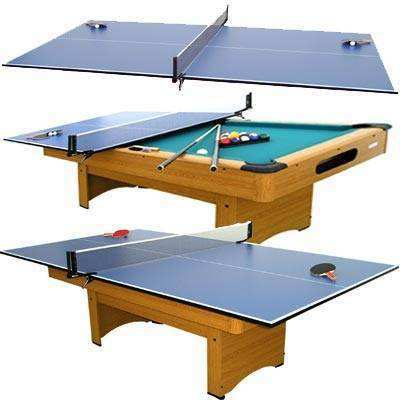 KIT TABLERO PING-PONG CON SOPORTE, RED Y PALAS