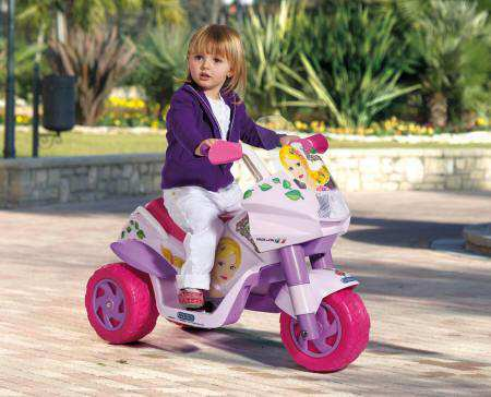 Moto electrica infantil raider princess 6v Inforchess
