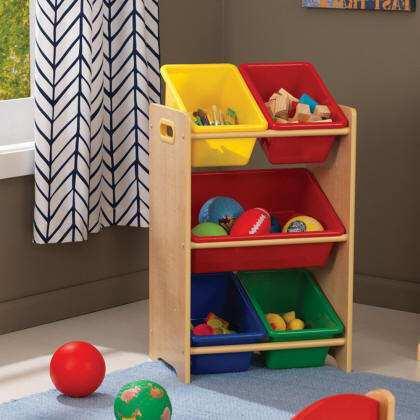Organizadores de juguetes y estanterias infantiles inforchess - Almacenaje juguetes ninos ...