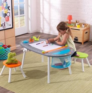 pizarra de mesa para niños