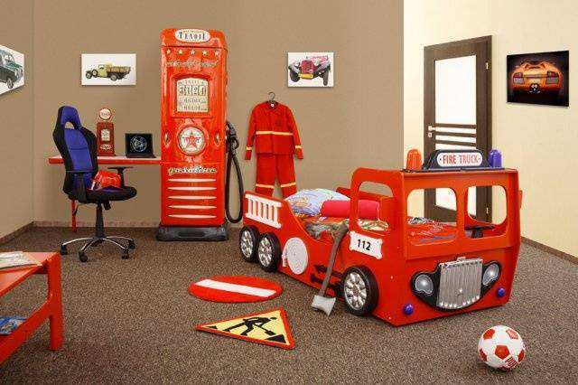 Muebles infantiles divertidos e ingeniosos para ni os en for Muebles divertidos