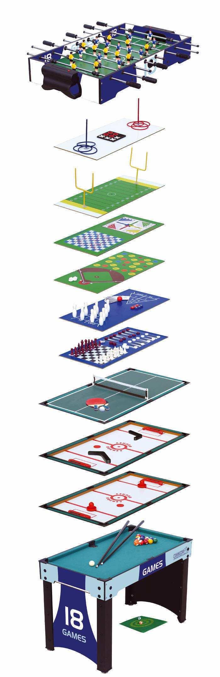 Comprar mesas de air hockey billar futbolines y for Mesa de billar para ninos