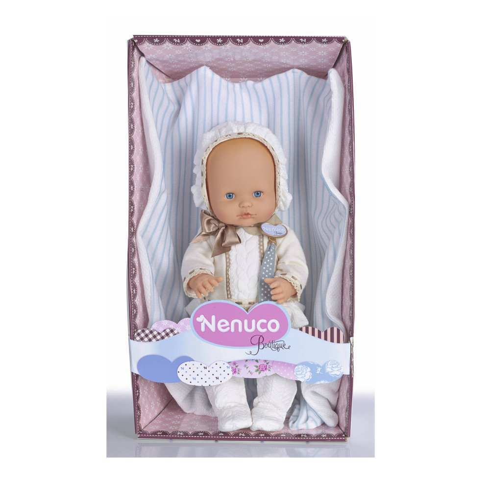 NENUCO BOUTIQUE BEBE - BLANCO
