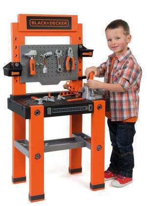 mesa de trabajo infantil