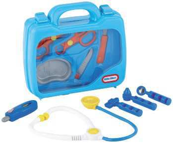 maletin de doctor little tikes