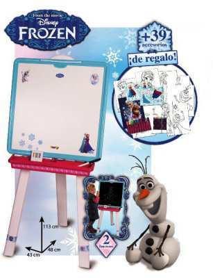 pizarra magica de frozen