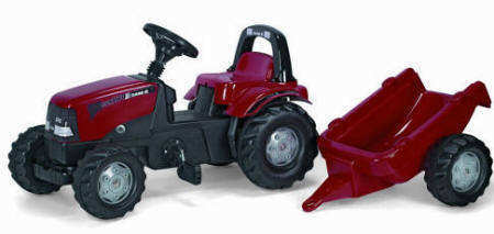 TRACTOR INFANTIL CASE III A PEDALES