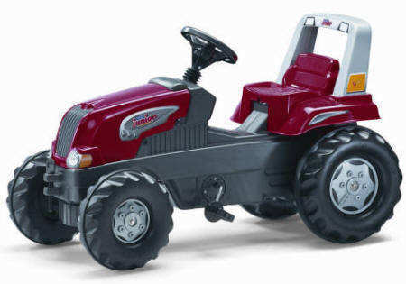 TRACTOR DE PEDALES - ROLLY JUNIOR RT