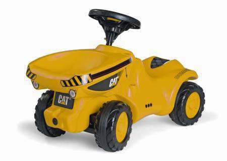 Mini Tractor Cat Dumper
